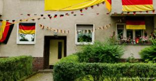 niemcy zwyczaje patriotyzm